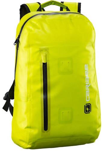 Водонепроницаемый рюкзак 30 л. Caribee Alpha Pack 30 Yellow water resistant, салатовый