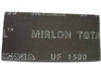 Скотч-брайт (Шлифованый войлок)  Mirka Mirlon Total Grey UF 1500 (Ultra Fine) 115мм*230мм