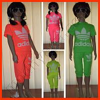 Летняя детская одежда - костюм Adidas