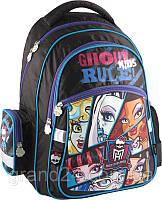 Рюкзак школьный Monster High (Школа монстров) Kite 522-2