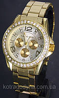 Женские часы MICHAEL KORS 3HR MT-LUX Gold