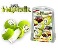 Поглотитель запахов для холодильника Fridge Balls (Фридж Болс), фото 1