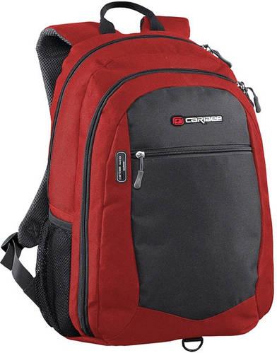 """Рюкзак для ноутбука 15,4"""", 30 л. Caribee Data Pack 30, 920639 красный с черным"""