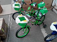 """16"""" Детский двухколесный велосипед"""