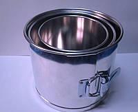 Набор разъемных форм для выпечки Пасхи (Gelius)