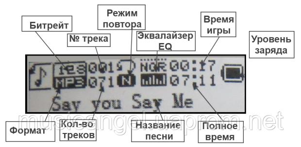 экран воспроизведения