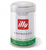 Кофе Illy молотый, без кофеина, 250 г