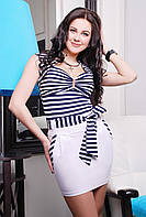 Женское платье Моряк