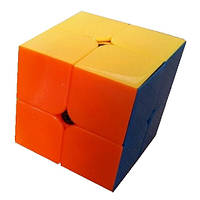 Кубик Рубика 2х2 (цветной) QiYi, 50 мм