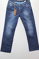 Джинсы мужские Большой размер REVOLT (БАТАЛ) весна , осень светло-синие с потёртостью купить оптом и розницу