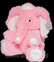 Розовый слон 50 см.