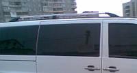 Рейлинги ALM на Mercedes Vito W638