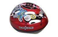 Велошлем детский RAD B2-018R (EPS, пластик, PVC, р-р S,M,L,XL регул, красный)
