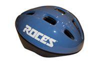 Велошлем шоссейный ROCES 301420-B FITNESS (EPS, пластик, PVC,р-р S-52-56,M-54-58,L-58-62 регул, син)