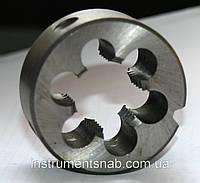 Плашка левая М-24х1,5 LH, 9ХС, (55/16 мм), мелкий шаг