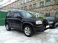 Ветровики Suzuki Grand Vitara I 5d 1998-2005/Escudo 5d 1998-2005/Chevrolet Tracker 5d 1998-2005 дефлекторы окон