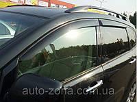 Ветровики Subaru Tribeca 2005 дефлекторы окон