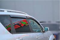Ветровики Ssang Yong Rexton I 2002-2007; II 2007 дефлекторы окон