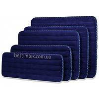 Intex 68950 (76х191х22 см.) Односпальный надувной матрас Intex Downy Royal