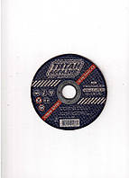 Отрезные круги по металлу Титан Абразив 125х1,6*22мм