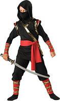 Прокат карнавального костюма Нинзя