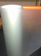 Тонировка фар Алмазная Крошка прозрачная 100х30 см