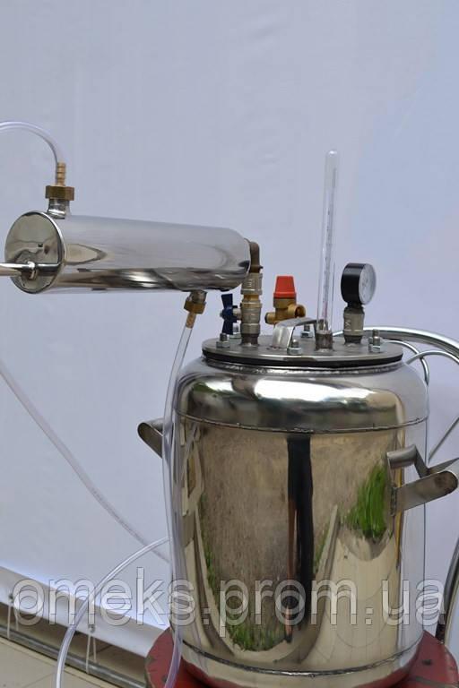 дистиллятор холодильник отстойник купить в челябинске