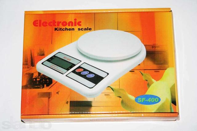 Купить Весы кухонные Electronic Kitchen Scal (7 кг), весы электронные, весы не дорого, весы до 7 кг, купить в Украине в Киеве по