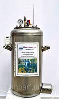 Автоклав электрический универсальный на 21 (1-литровых) или 32 (0,5-литровых) банок (Николаев) NIK