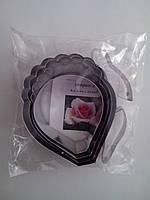 """Набор каттеров """"Роза"""" L код (код 02801)"""