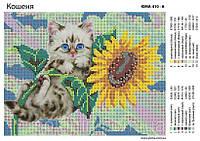 """""""Котик"""" Схема для вышивки бисером"""