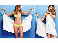 Пляжное платье полотенце подстилка 3 в 1