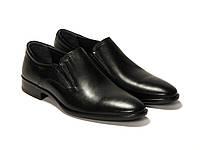 Туфли классика подростковые Etor