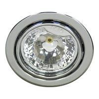 Мебельный светильник Feron DL3 титан,хром с лампой
