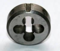 Плашка М-7х0,5, 9ХС, мелкий шаг, (25/7 мм)