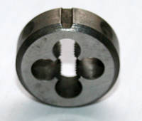 Плашка М-8х1,25, 9ХС, основной шаг, (25/9 мм)