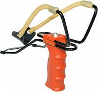 Стальная рогатка «мортира спорт», для спортивной стрельбы, охоты и рыбалки, с упором и регулировкой