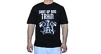 Крутая мужская футболка, 100% хлопок, низкая цена!