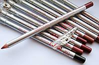 Контурные карандаши для губ и глаз Pupa non conventional beauty (Пупа нон конвеншионал бьюти)
