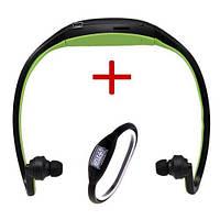 Sport MP3 плеер +FМ + Sport + часы