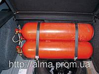 Баллоны цилиндрические (метан) 80л, 390*890*73кг,стальной,FABER