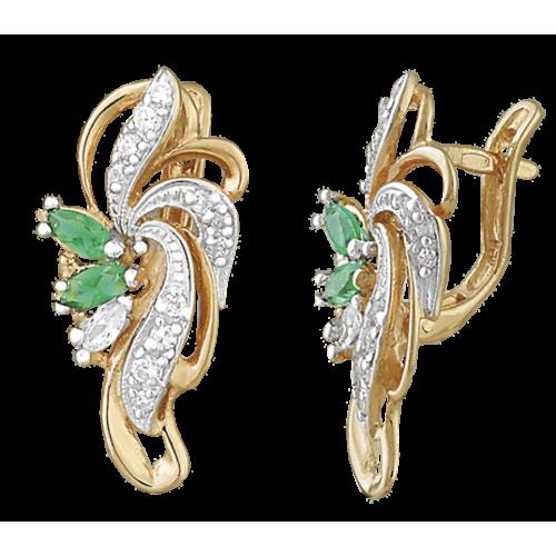 ювелирные изделия из золота и драгоценых камней