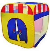 Палатка детская игровая 0505