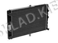 Радиатор охлаждения ВАЗ 21082 инж. алюм., Лузар (LRc 01082)
