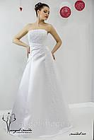 Свадебное платье Model 511 Белый 50