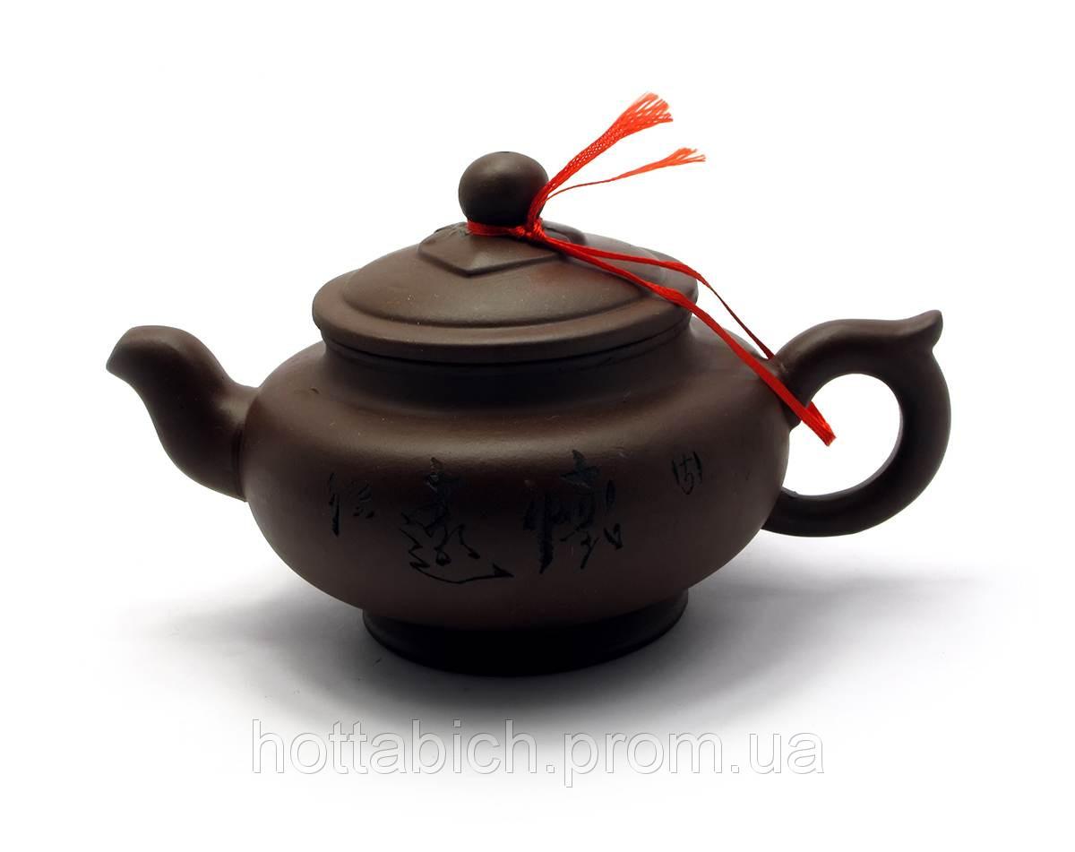 Чайник заварочный глиняный