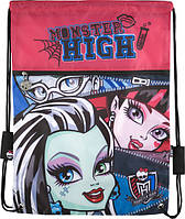 Сумка для обуви   Monster High (школа монстров) с карманом 601-3