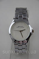 Marc By Marc Jacobs женские классические наручные часы Серебристый Серебристый