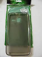 Чехол силиконовый + защитная плёнка для телефона смартфона Lenovo A850+