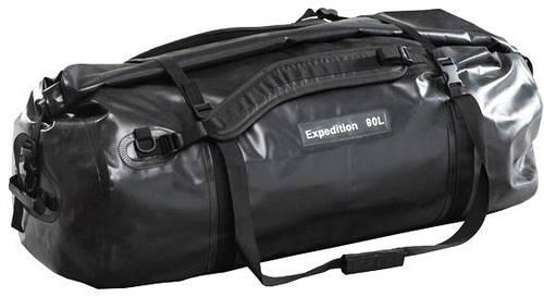 Водонепроницаемая дорожная сумка 80 л. Caribee Expedition 80 черный